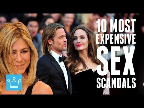Xxx Mp4 10 Most Expensive Sex Scandals 3gp Sex