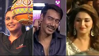 Govinda Aala Re Bollywood style: Rani, Madhuri and Ajay Devgn