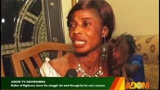 Mother Of Winner Of Nsoromma Shares Struggle For Son's Success - Badwam on Adom TV (11-1-19)