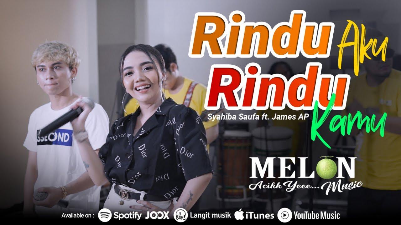 Syahiba Saufa Ft. James AP - RINDU AKU RINDU KAMU | Koplo Version (Official Music Video)