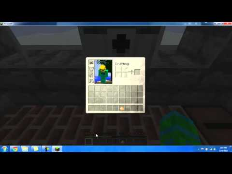Minecraft - Making Instant health II (How to)