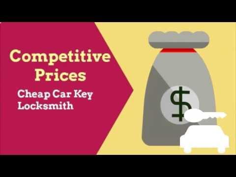 Lost Car Key Phoenix AZ | (480) 648-8347 - Locksmith Phoenix