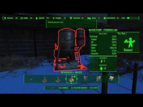 Fallout 4 Water Purification Options