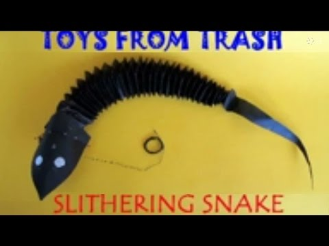 Slithering Snake | Telugu | Village Toy