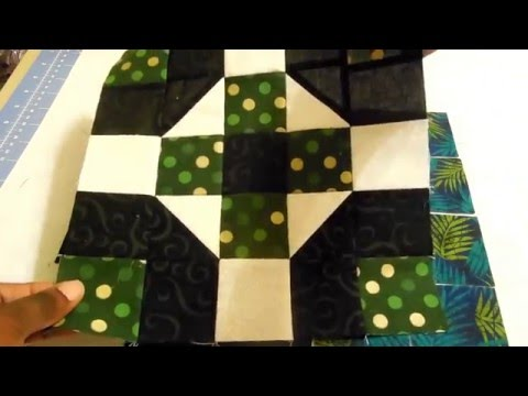 Easy Quilting: How to Cut a Fat Quarter