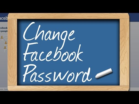 How To Change Password On Facebook - Facebook Guide