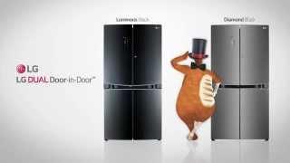 LG Dual Door in Door Refrigerator