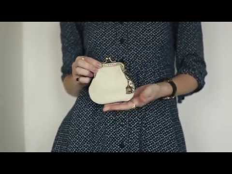 Handmade Leather Coin Purses - Made By Maria