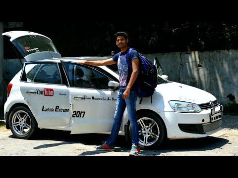 Leh-Ladakh 2017 Roadtrip By Volkswagen Polo 1.6 》 episode -1 》 Delhi to jammu