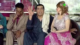 Best Of Amanat Chan and Zafri Khan New Pakistani Stage Drama Full Comedy Funny Clip