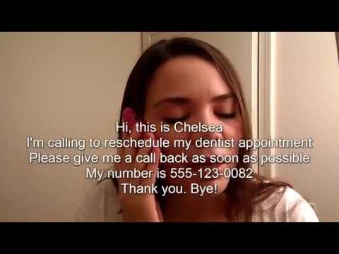 English Speaking Lesson: Phone Calls, Leaving a Message (Voicemail)