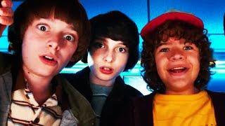 Stranger Things Trailer Season 2 2017 Netflix TV - Official