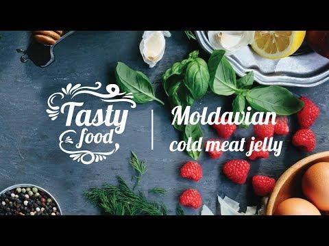 Moldavian cold meat jelly