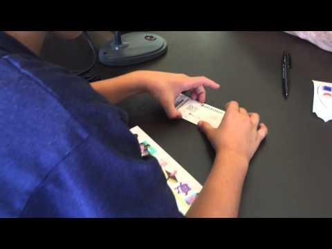 Mason Gets Library Card