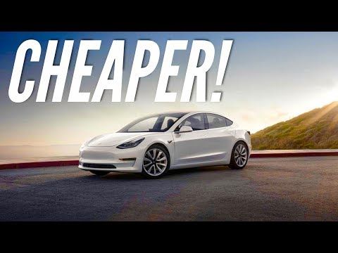 Xxx Mp4 Tesla Model 3 Just Got Cheaper More Changes To The Lineup 3gp Sex