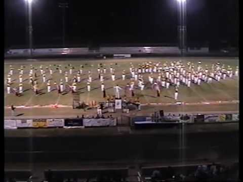 Broughton High School Band - 2007 World's Celebrations