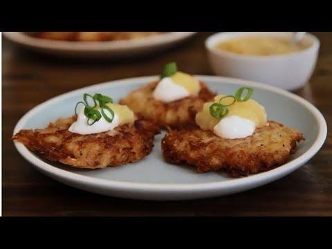 How to Make Potato Pancakes | Potato Recipes | Allrecipes.com
