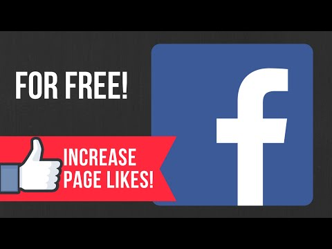 How to Increase Page Likes on Facebook for Free
