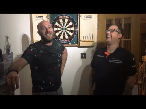 COUNTY DARTS + £20 CHALLENGE WITH ADAM WHITE
