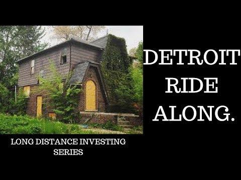 Detroit Ride Along Part 1