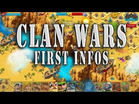 First Clan War Infos - Cloud Raiders