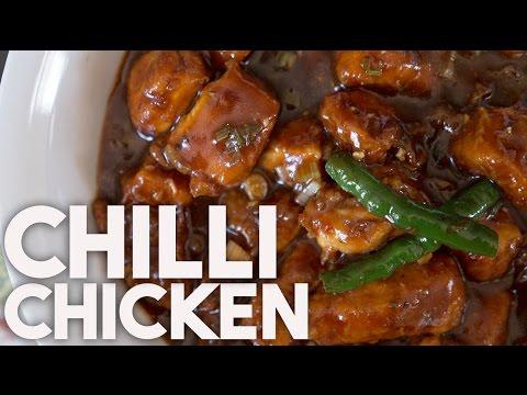 CHILLI CHICKEN | HAKKA Chinese special | Kravings