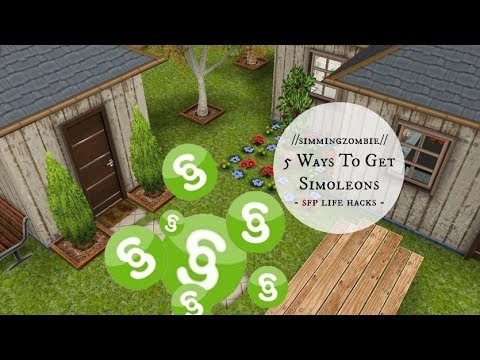 5 Easy Ways To Get Simoleons | The Sims Freeplay