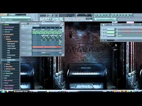 Boubou Beats - Tutoriel Commenté - Fl Studio 10 - Signature Et Montage Du Beat
