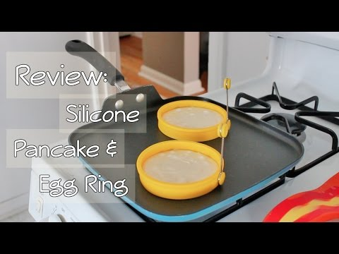 Review | Silicone Pancake & Egg Ring (The Perfect Pancake!)