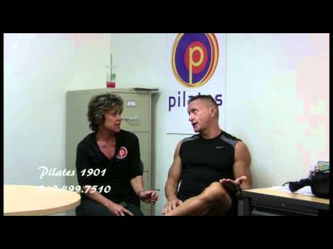 John Garey Stott Pilates master trainer discusses Stott Pilates Certification at Pilates 1901