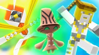 Minecraft Pokemon - HOW TO TRAIN YOUR    MAGIKARP