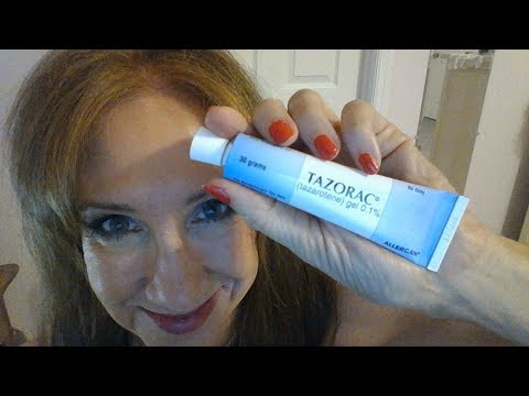 Tazorac Works (to clear skin and reduce wrinkles)!!!