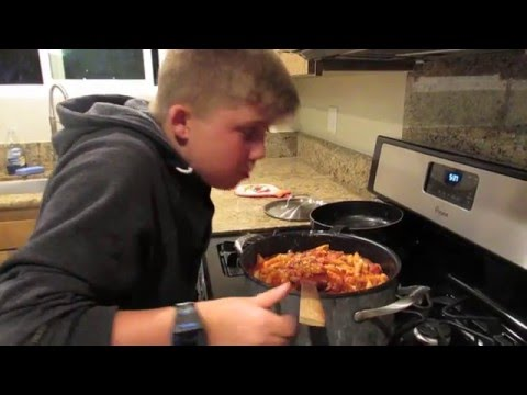 How to Make Spagetti with meat sauce