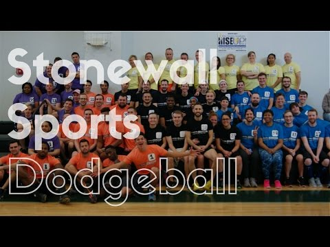 How to play Dodgeball like a Pro! Stonewall Sports Greensboro NC