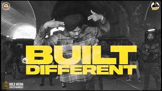 BUILT DIFFERENT (Official Audio) Sidhu Moose Wala | The Kidd | Moosetape