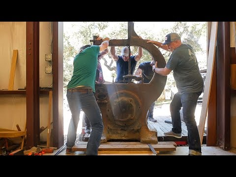 AR3: I Bought A 93 Year Old Bandsaw!