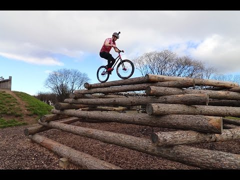 Vlog 45 - Log Challenges With Danny Macaskill