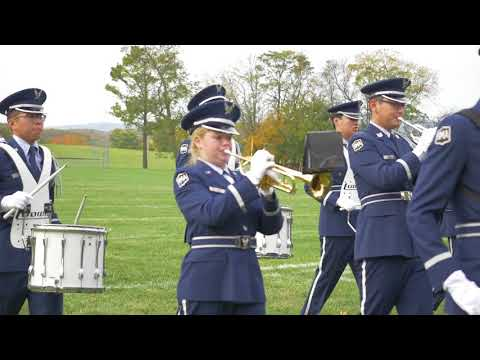 Randolph-Macon Academy Virginia 91st Air Force Junior ROTC Band