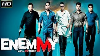 Enemmy 2013 - Thriller Movie | Mithun Chakraborty, Sunil Shetty, Kay Kay Menon.