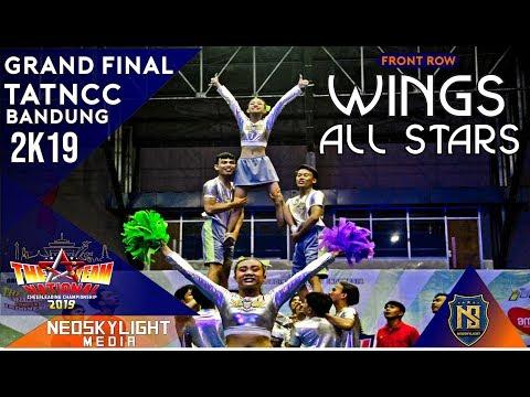 Xxx Mp4 4Th Place I Wings All Stars I Grand Final TAT NCC Bandung 2019 Neoskylight Media 3gp Sex