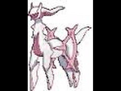 [PATCH] [TUTO FR] Comment avoir un Arceus shiny legit sur pokemon rosa et x y