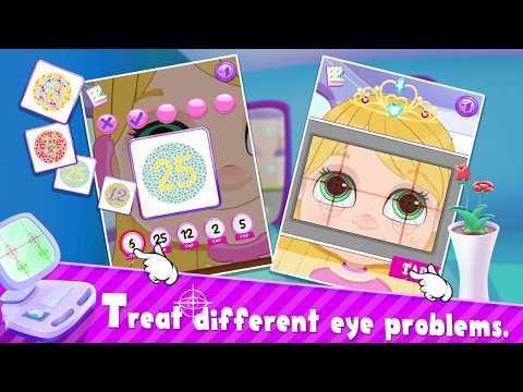Super Crazy Eye Doctor - Doctor Simulator Games