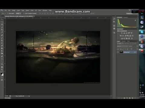 Photoshop CS6 tutorial: Change image resolution
