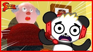 Roblox Escape Grandpa's House Let's Play with Combo Panda