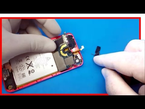 iPod Touch 5th WiFi antenna Replacement