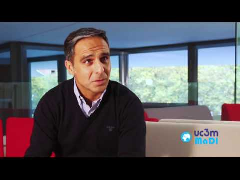 Víctor Magariño - MaDI-UC3M Faculty. Master in International Business Administration