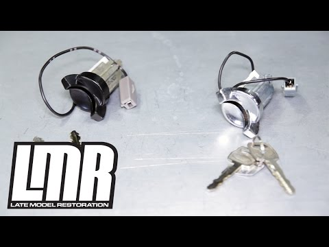 1979-1993 Mustang 5.0Resto Ignition Lock Cylinder - Review & Install
