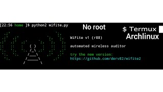تثبيت arch علي termux لتشغيل اداه wire shark - PakVim net HD Vdieos
