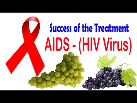 The big success of the treatment of AIDS / Virus (HIV) - Daily Health Tips