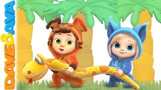 🐞 Kids Songs & Nursery Rhymes   Dave and Ava 🐞